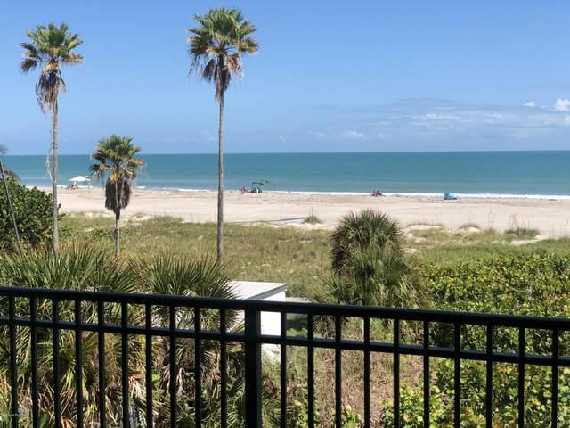550 Jackson Avenue #304, Cape Canaveral, FL 32920 (MLS #874798) :: Blue Marlin Real Estate