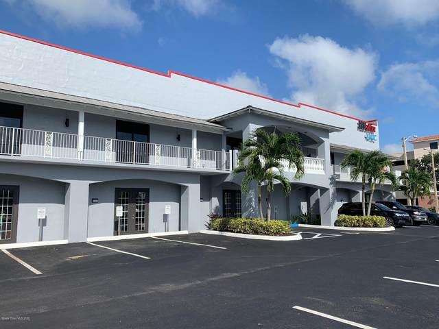 907 E Strawbridge Avenue 101 & 102, Melbourne, FL 32901 (MLS #874819) :: Blue Marlin Real Estate