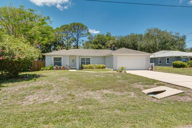 7160 Hartman Street, Cocoa, FL 32927 (MLS #874827) :: Premium Properties Real Estate Services