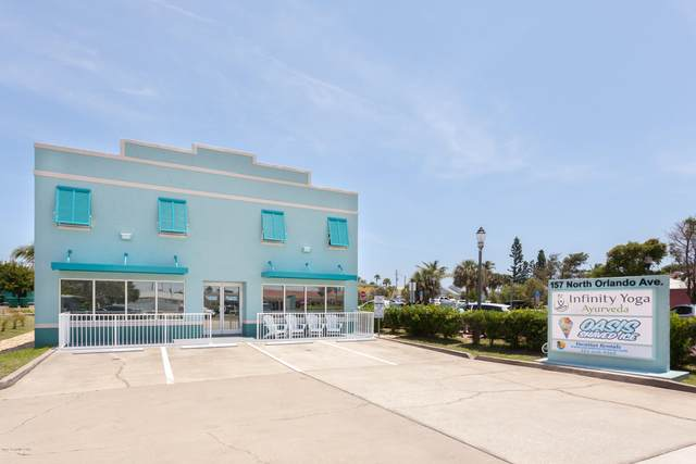 157 N Orlando Avenue, Cocoa Beach, FL 32931 (MLS #874905) :: Engel & Voelkers Melbourne Central
