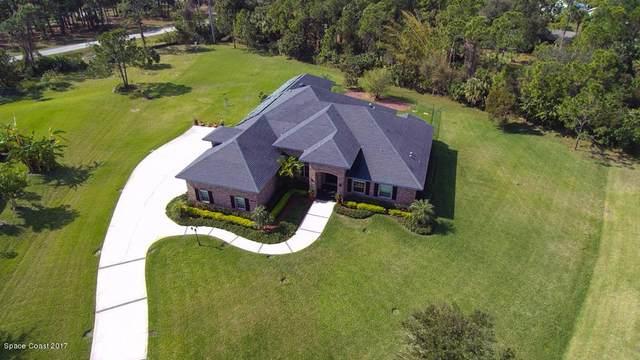 5646 Wood Stork Lane, Grant Valkaria, FL 32949 (MLS #874906) :: Premium Properties Real Estate Services