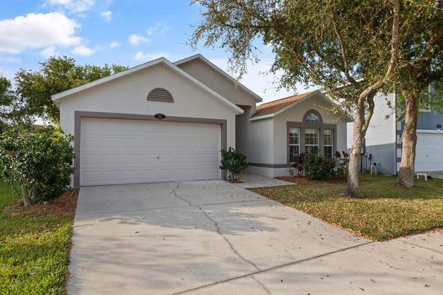 4991 Spinet Drive, Melbourne, FL 32940 (MLS #874932) :: Engel & Voelkers Melbourne Central