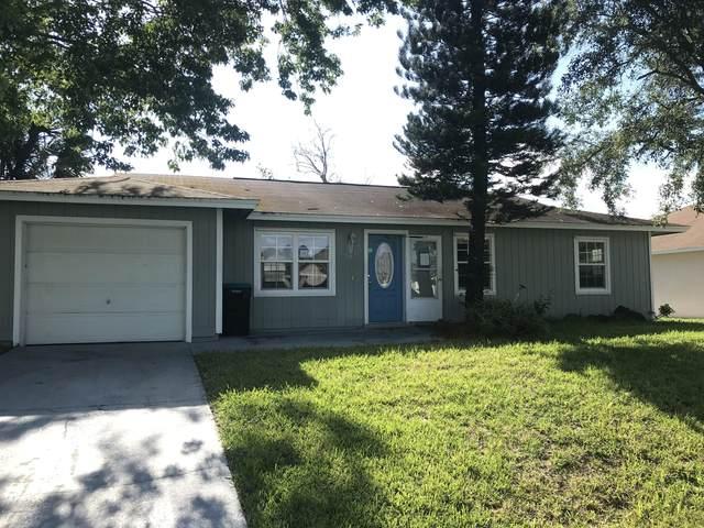 116 Frederica Avenue NW, Palm Bay, FL 32907 (MLS #874934) :: Blue Marlin Real Estate