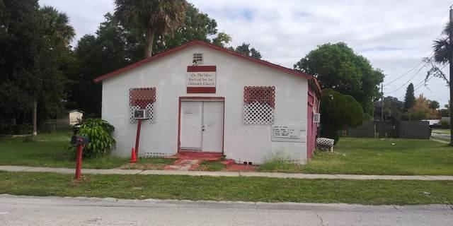 929 S Deleon Avenue, Titusville, FL 32780 (MLS #874937) :: Blue Marlin Real Estate