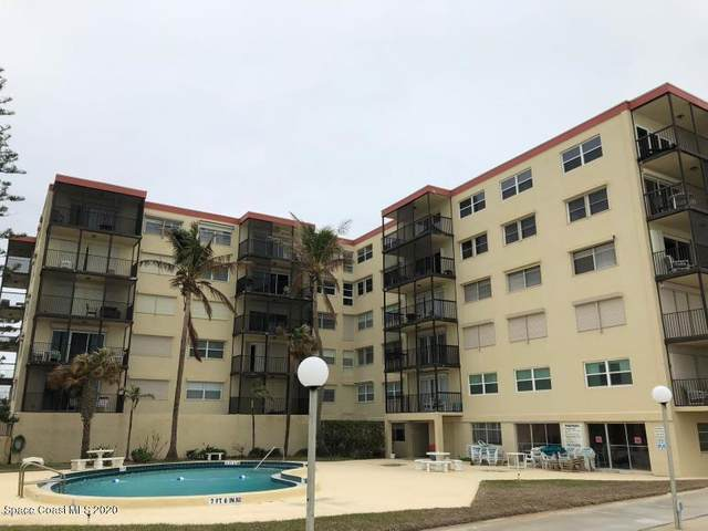 205 Highway A1a Avenue #602, Satellite Beach, FL 32937 (MLS #875140) :: Premium Properties Real Estate Services