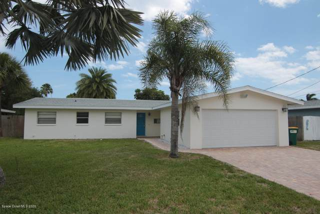 107 Chipola Road, Cocoa Beach, FL 32931 (MLS #875292) :: Engel & Voelkers Melbourne Central