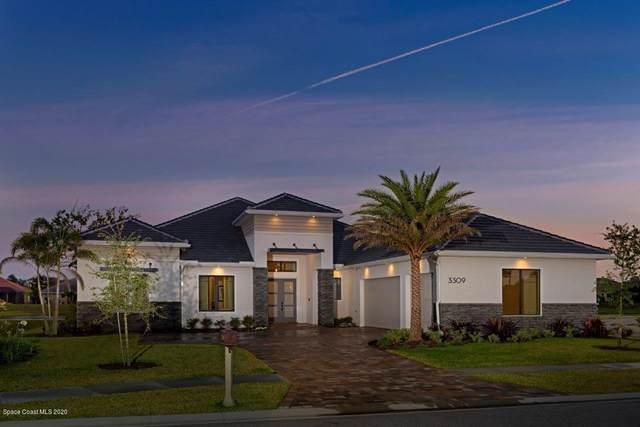 3329 Cappannelle Drive, Melbourne, FL 32940 (MLS #875331) :: Blue Marlin Real Estate