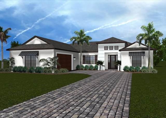 3670 Kite Drive, Titusville, FL 32796 (MLS #875342) :: Blue Marlin Real Estate