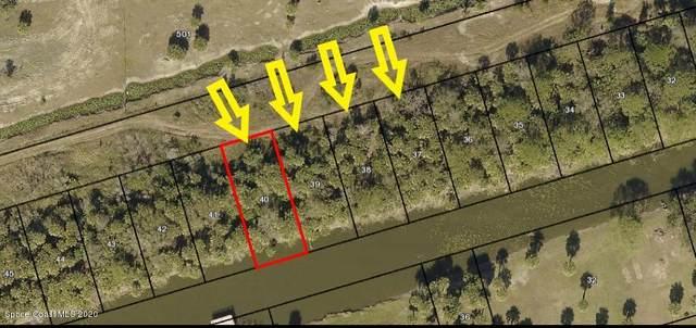 Not Assigned, Melbourne, FL 32934 (MLS #875378) :: Engel & Voelkers Melbourne Central
