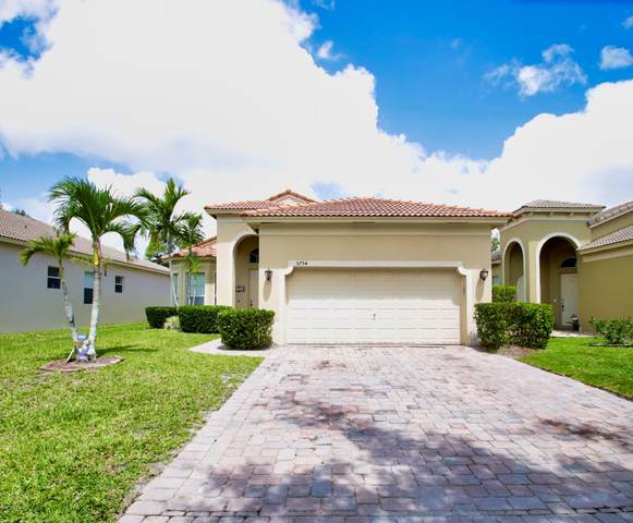 5754 Sunberry Circle, Ft. Pierce, FL 34951 (MLS #875392) :: Blue Marlin Real Estate