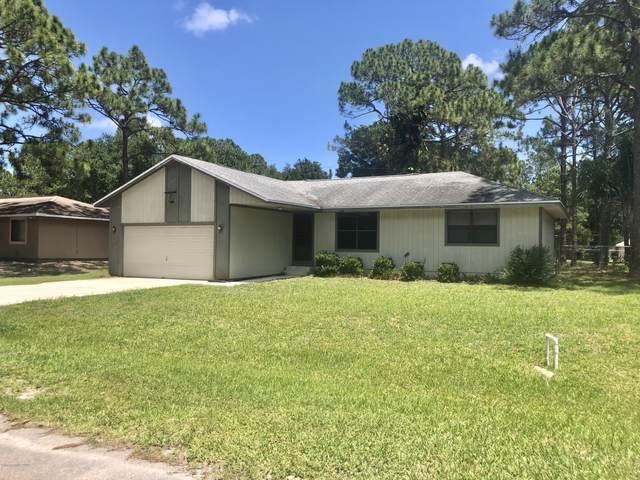 231 Medea Avenue NW, Palm Bay, FL 32907 (MLS #875413) :: Blue Marlin Real Estate