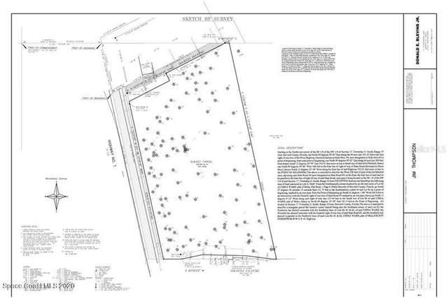 2313 N Us 1, Mims, FL 32754 (MLS #875488) :: Blue Marlin Real Estate