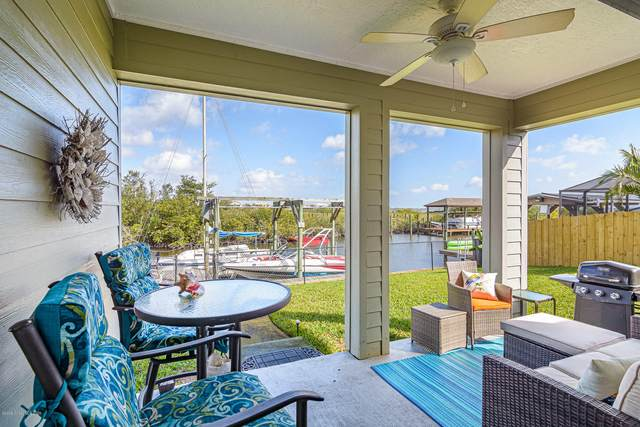 1620 Larchmont Court, Merritt Island, FL 32952 (MLS #875645) :: Blue Marlin Real Estate