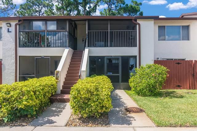 754 Ridge Club Drive #60, Melbourne, FL 32934 (MLS #875663) :: Premium Properties Real Estate Services
