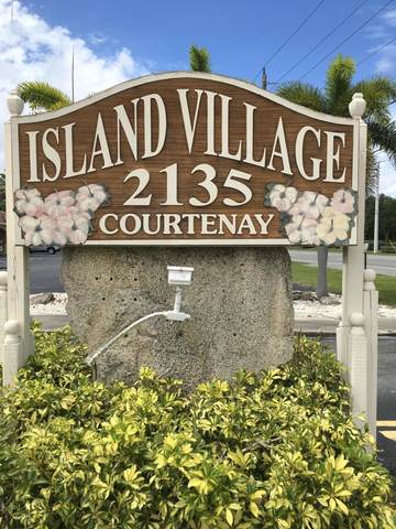 2135 N Courtenay Parkway #217, Merritt Island, FL 32953 (MLS #875713) :: Premium Properties Real Estate Services