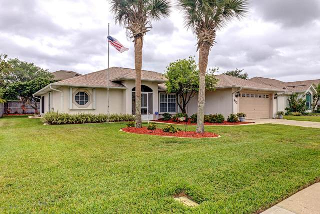 1802 Hudson Drive, Rockledge, FL 32955 (MLS #875724) :: Blue Marlin Real Estate