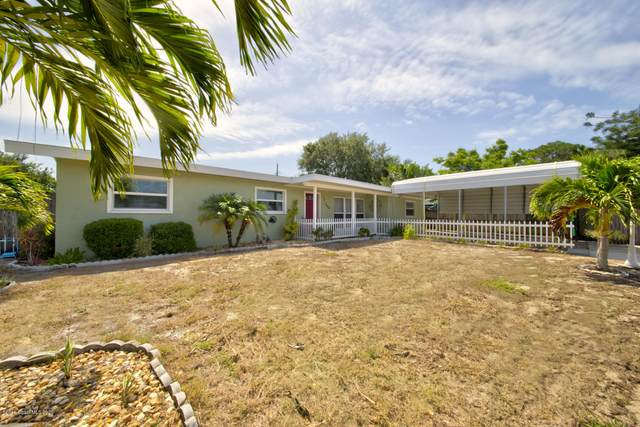 340 Bikini Circle, Merritt Island, FL 32952 (MLS #875762) :: Blue Marlin Real Estate