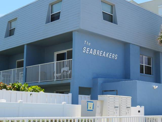 305 Highway A1a #14, Satellite Beach, FL 32937 (MLS #875778) :: Blue Marlin Real Estate