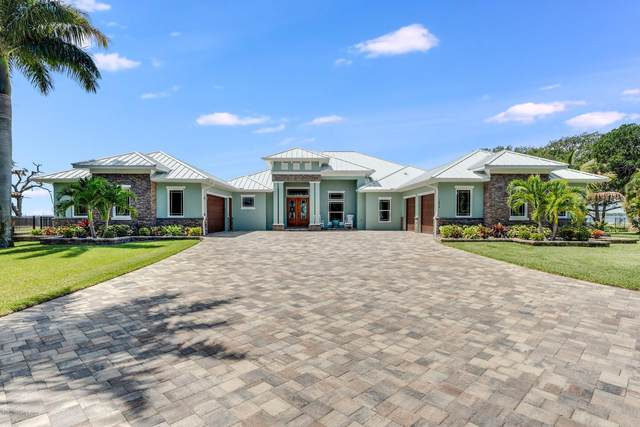 1424 S Riverside Drive, Indialantic, FL 32903 (MLS #875811) :: Blue Marlin Real Estate
