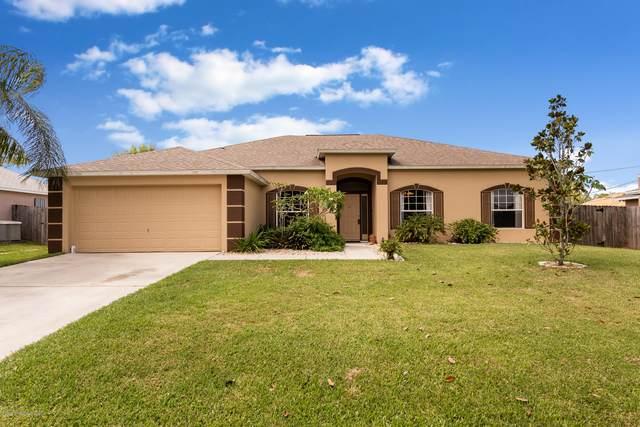 465 Newgate Street NW, Palm Bay, FL 32907 (MLS #875819) :: Blue Marlin Real Estate