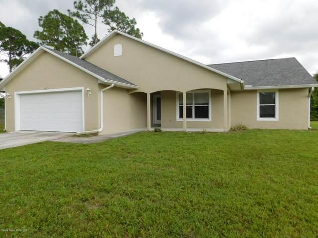 205 Nagel Road NW, Palm Bay, FL 32907 (MLS #875840) :: Blue Marlin Real Estate