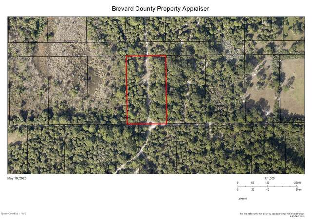 Section 32 Block 12 Lot 9, Cocoa, FL 32927 (MLS #875882) :: Coldwell Banker Realty