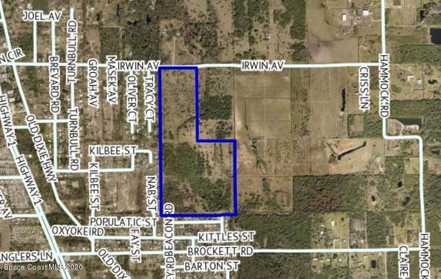 3425 Irwin Avenue, Mims, FL 32754 (MLS #875898) :: Blue Marlin Real Estate