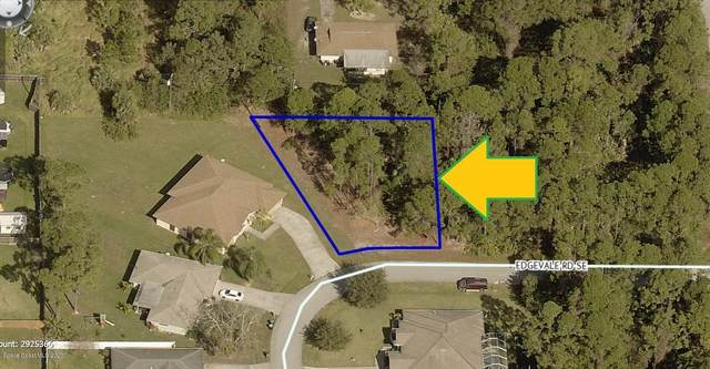 230 Edgevale Road SE, Palm Bay, FL 32909 (MLS #875902) :: Blue Marlin Real Estate