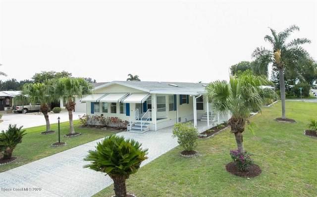 538 Persimmon Drive, Barefoot Bay, FL 32976 (MLS #875904) :: Armel Real Estate