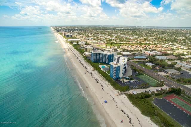 1175 Highway A1a #809, Satellite Beach, FL 32937 (MLS #875962) :: Blue Marlin Real Estate