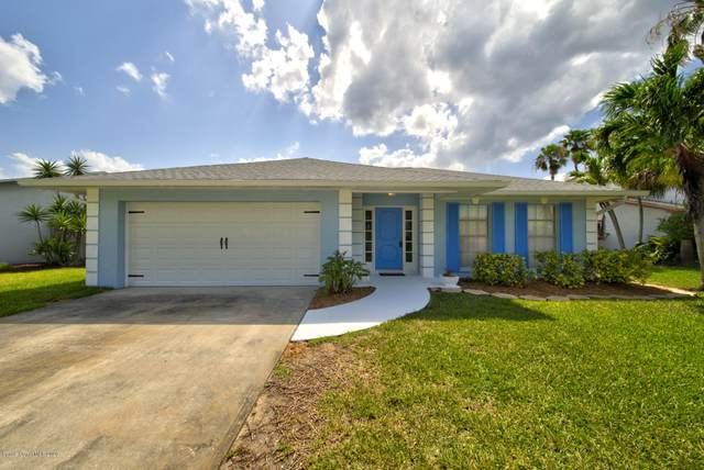 530 Temple Street, Satellite Beach, FL 32937 (MLS #875976) :: Blue Marlin Real Estate
