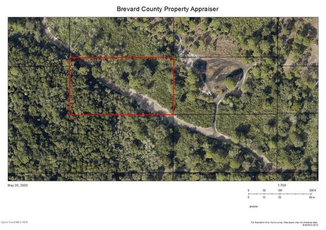 Section 28 Block 12 Lot 17, Cocoa, FL 32927 (MLS #875986) :: Coldwell Banker Realty