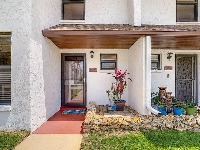 410 Sailfish Avenue #17, Cape Canaveral, FL 32920 (MLS #875993) :: Premium Properties Real Estate Services