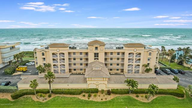 1919 Highway A1a #404, Indian Harbour Beach, FL 32937 (MLS #876001) :: Engel & Voelkers Melbourne Central