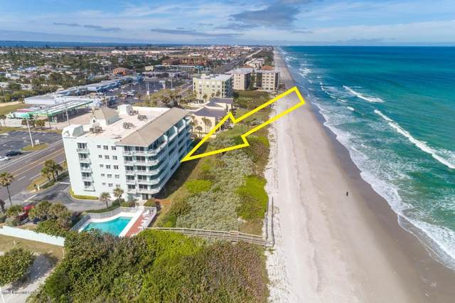 275 Highway A1a #203, Satellite Beach, FL 32937 (MLS #876028) :: Premium Properties Real Estate Services