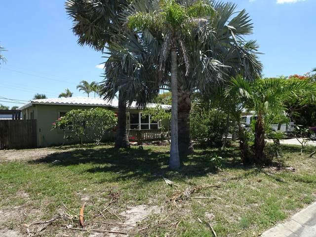 116 SE 1st Street, Satellite Beach, FL 32937 (MLS #876100) :: Armel Real Estate