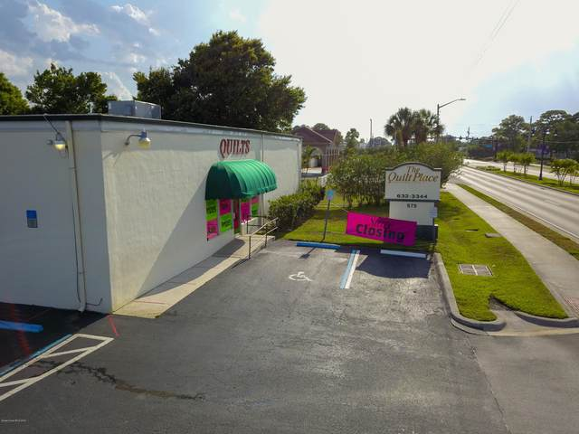 575 Barton Boulevard, Rockledge, FL 32955 (MLS #876116) :: Blue Marlin Real Estate
