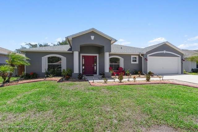 5523 Yaupon Holly Drive, Cocoa, FL 32927 (MLS #876130) :: Premium Properties Real Estate Services