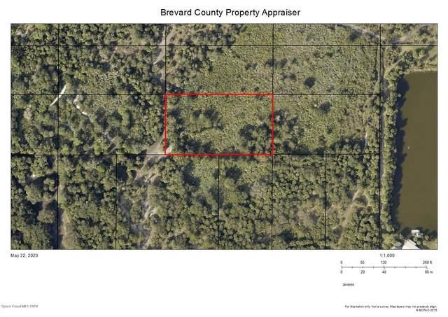 Section 28 Block 9 Lot 15 Street, Cocoa, FL 32927 (MLS #876136) :: Blue Marlin Real Estate