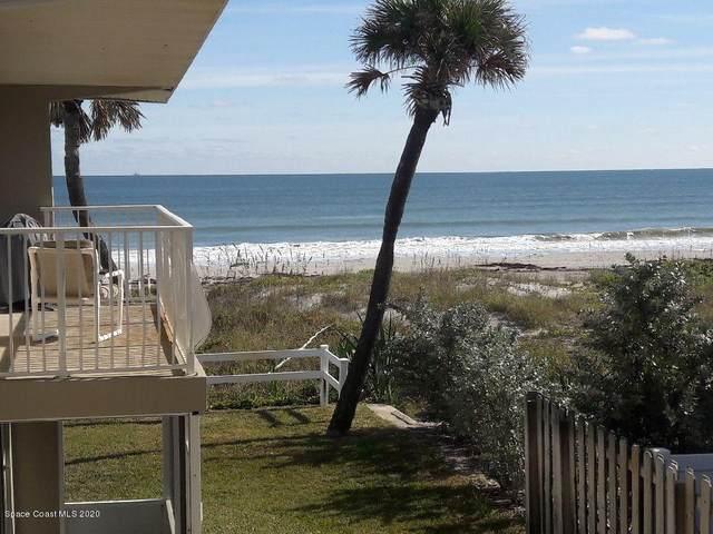 2625 S Atlantic Avenue #18, Cocoa Beach, FL 32931 (MLS #876137) :: Premium Properties Real Estate Services