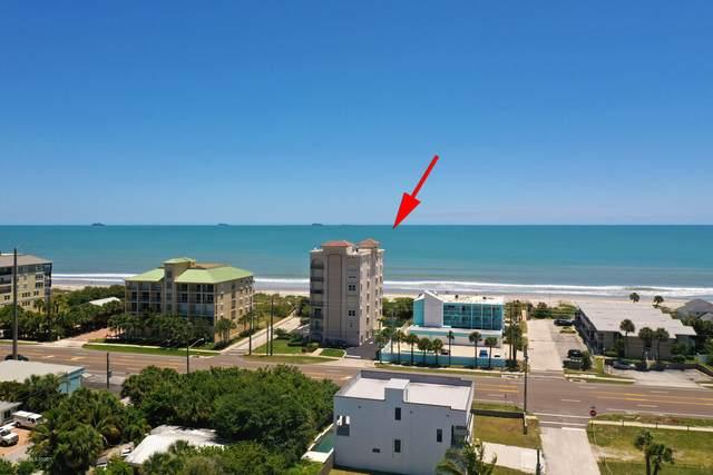 2485 S Atlantic Avenue #201, Cocoa Beach, FL 32931 (MLS #876150) :: Blue Marlin Real Estate