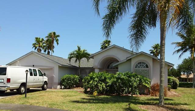 1707 Sharon Lane, Merritt Island, FL 32952 (MLS #876153) :: Premium Properties Real Estate Services