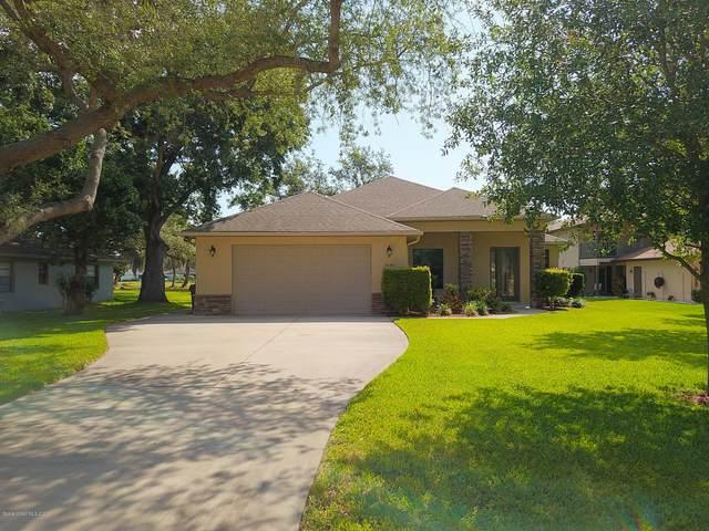 3645 Sawgrass Drive, Titusville, FL 32780 (MLS #876194) :: Blue Marlin Real Estate