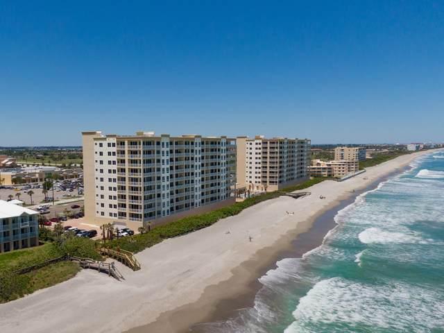 1025 Hwy A1a #1002, Satellite Beach, FL 32937 (MLS #876199) :: Blue Marlin Real Estate