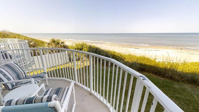 2925 N Highway A1a E #202, Indialantic, FL 32903 (MLS #876208) :: Blue Marlin Real Estate