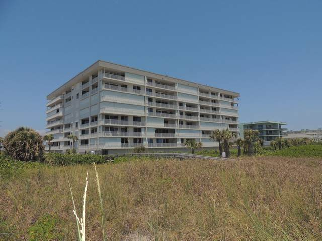 3740 Ocean Beach Boulevard #601, Cocoa Beach, FL 32931 (MLS #876253) :: Blue Marlin Real Estate