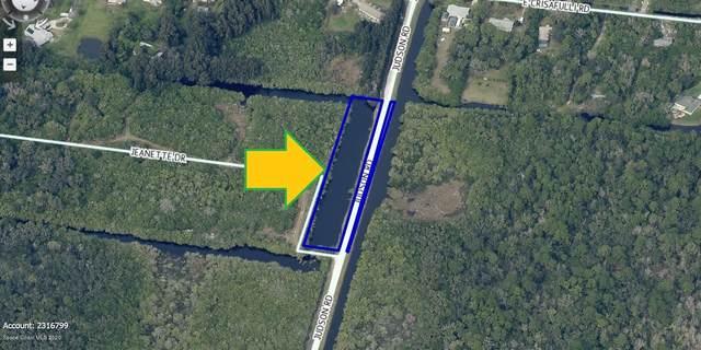 0000 Judson Road Retention Pond Road, Merritt Island, FL 32953 (MLS #876275) :: Armel Real Estate