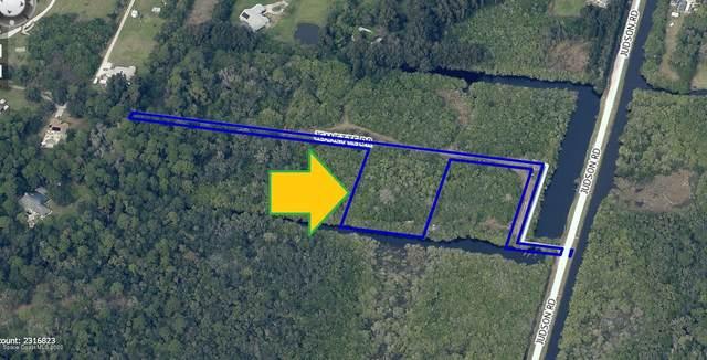 0000 Lot #278 Off Of Judson Road, Merritt Island, FL 32953 (MLS #876276) :: Armel Real Estate