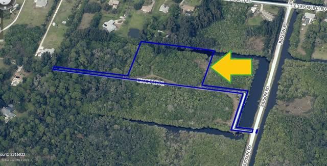 00000 Lot #277 Off Of Judson Road, Merritt Island, FL 32953 (MLS #876277) :: Armel Real Estate