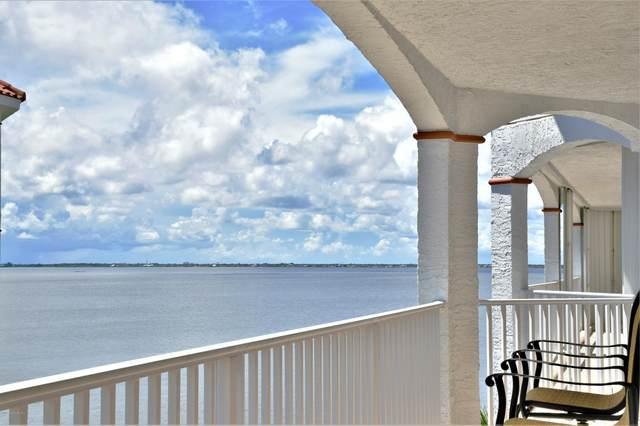8964 Puerto Del Rio Drive #404, Cape Canaveral, FL 32920 (MLS #876291) :: Premium Properties Real Estate Services